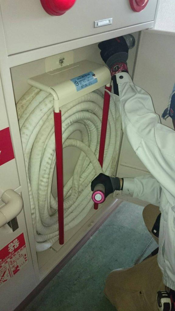 屋内屋外消火栓・スプリンクラー設備